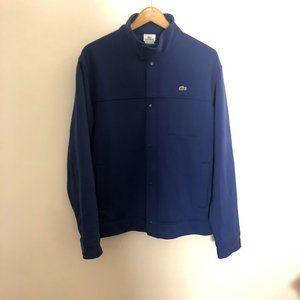 Lacoste Blue Jacket Size 7